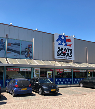 Seats and Sofas Oosterhout