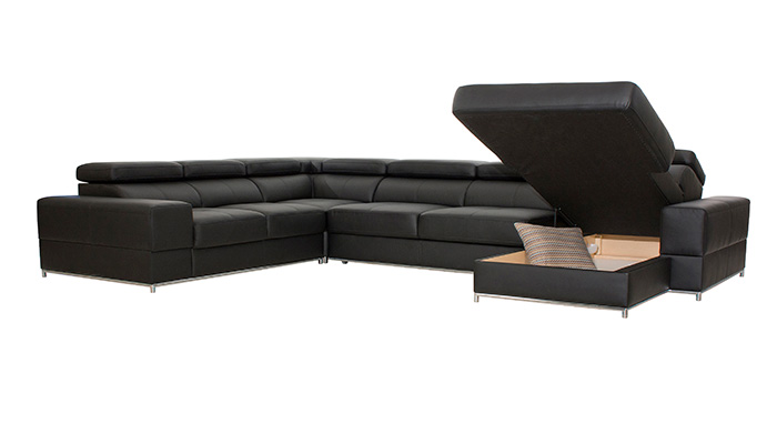 hoeksalon loungesalon en salon dior seats and sofas zitmeubelen. Black Bedroom Furniture Sets. Home Design Ideas