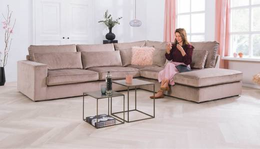 California 1,5-Places Canapé (Loveseat)