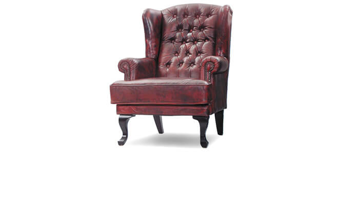 Chesterfield zetel